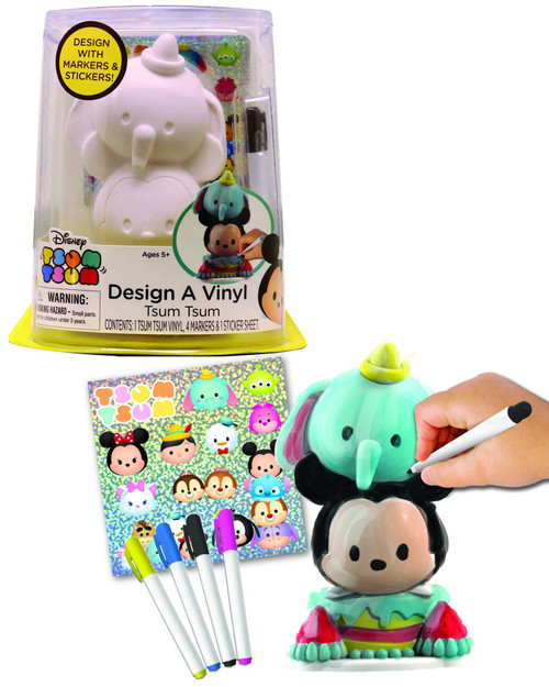 Tara Toy Tsum Tsum Design A Vinyl Kit
