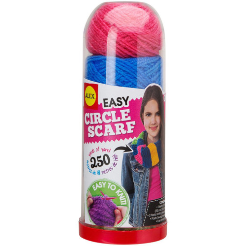 ALEX Toys Craft DIY Circle Scarf