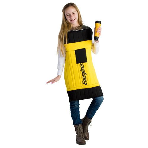 Kids Energizer Flashlight Costume by Dress Up America