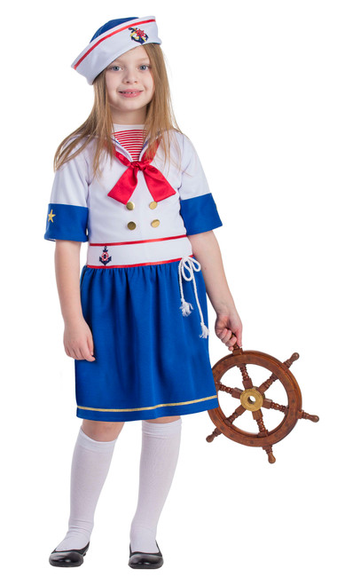 Sailor Girl Costume by Dress Up America