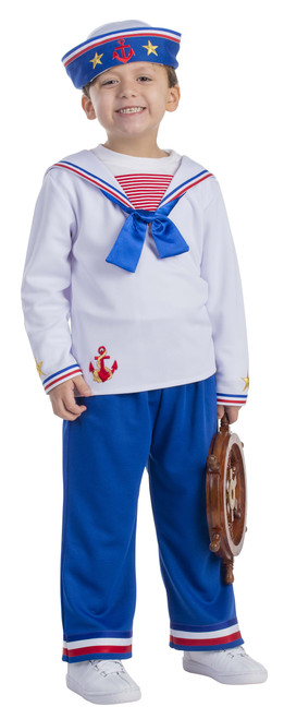 Sailor Boy Costume by Dress Up America