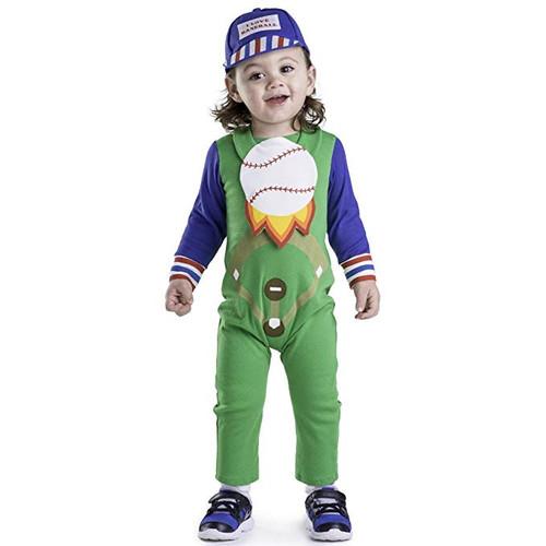 Baseball Baby Costume