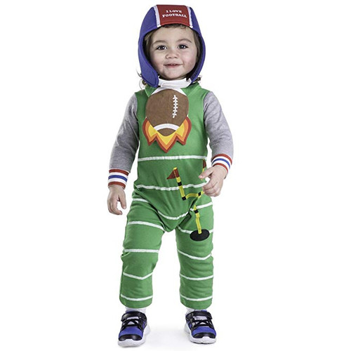 Baby Football Costume