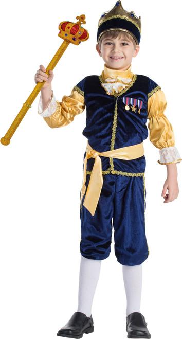 Boy Renaissance Prince Costume by Dress Up America