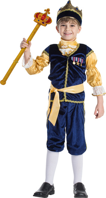 Boy Renaissance Prince Costume by Dress Up America