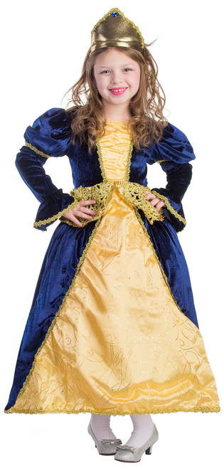 Renaissance Princess Costume By Dress Up America