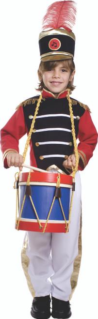 Drum Major Kids Costume By Dress Up America
