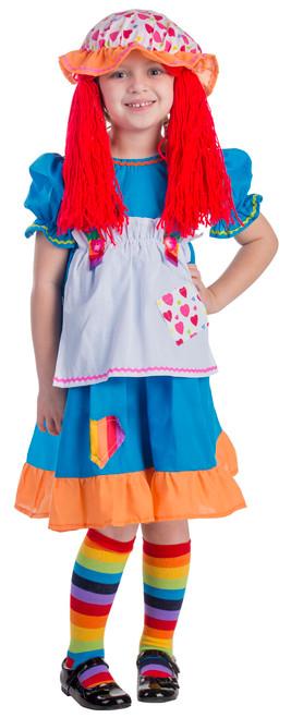 Rainbow Rag Girl