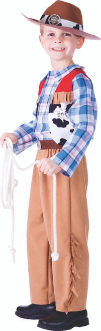 Junior Cowboy Costume By Dress Up America