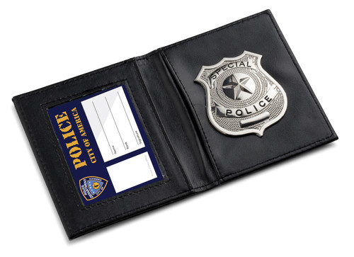 Pretend Play Police Badge