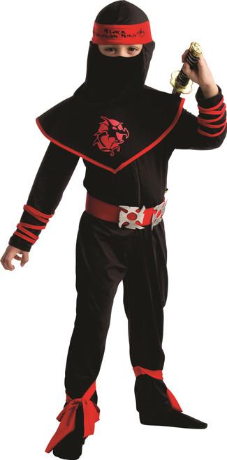 Kids Ninja Warrior Costume By Dress Up America