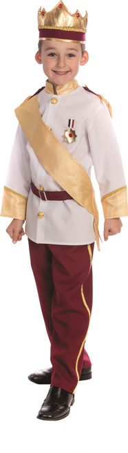 Royal Prince Costume for Boys Prince Charming Costume By Dress Up America