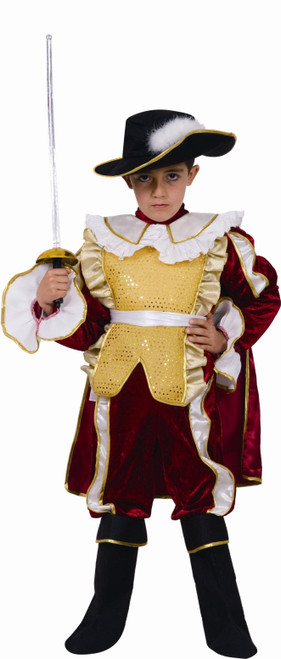 Noble Knight Children's Costume By Dress Up America