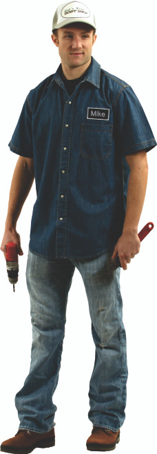 Mike Mechanic - Adult