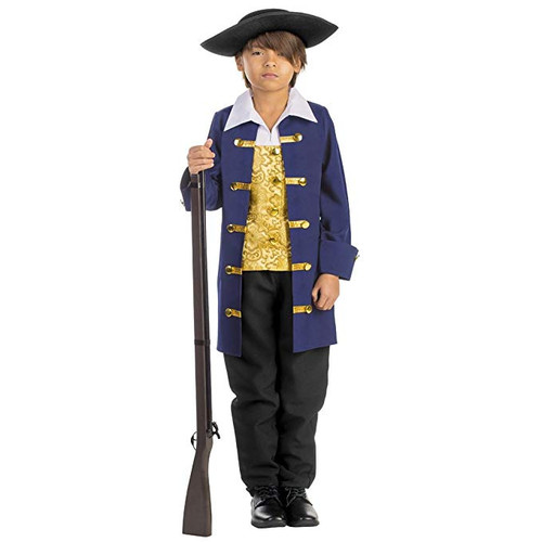Boy's Colonial Aristocrat Costume