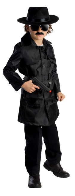 Boys Spy Agent Costume by Dress Up America