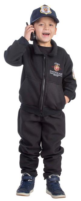 Boys Hatzolah EMT Rescuer Costume