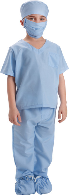 Blue Doctor Scrubs