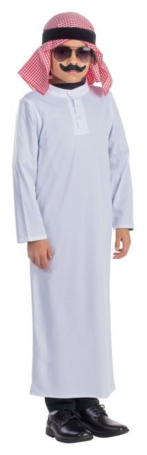 Arabian Sheik Costume for Kids by Dress Up America