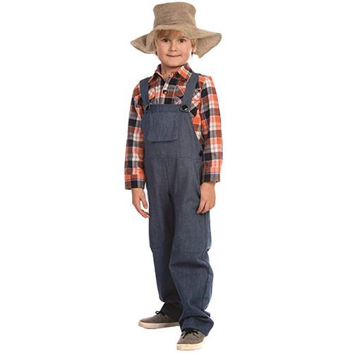 Boys Farmer Costume By Dress Up America