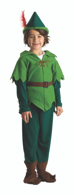 Peter Pan Costume for Kids By Dress Up America