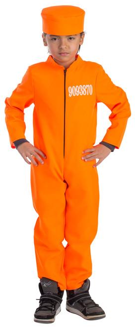 Kid's Prisoner Costume by Dress Up America