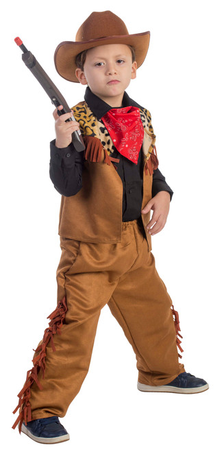 Wild Western Cowboy Costume for kids