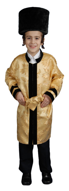 Kids Jewish Grand Rabbi Robe Costume By Dress Up America
