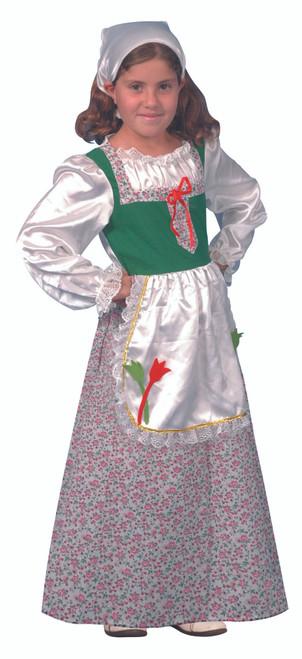 Dutch Girl Costume
