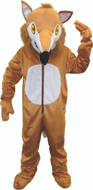 Scary Furry Fox Costume By Dress Up America