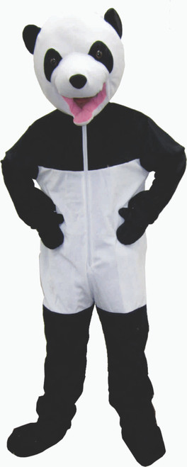 Cute White & Black Giant Panda Costume By Dress Up America