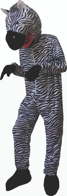 Sweet Striped Zebra Costume By Dress Up America