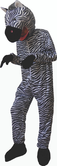 Sweet Striped Zebra Costume By Dress Up America