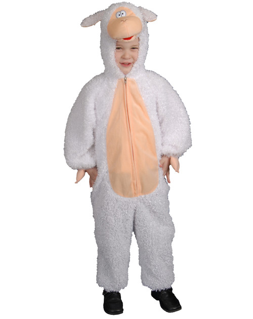 Adorable Plush Lamb Costumes For Kids By Dress Up America