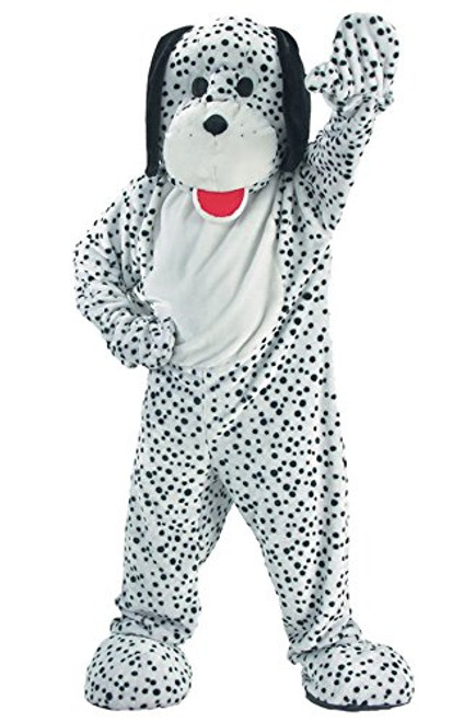 Attractive Dalmatian Mascot Costume By Dress Up America
