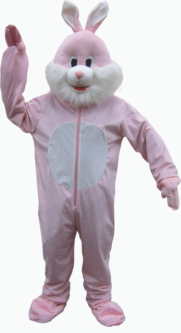 Cute Rabbit Mascot Costume By Dress Up America