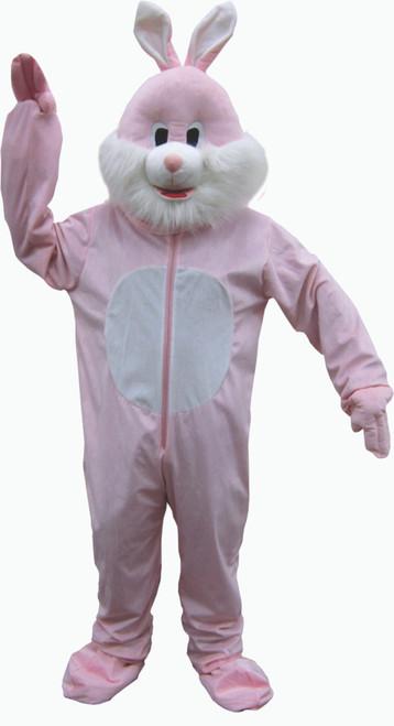 Cute Rabbit Mascot Costume By Dress Up America