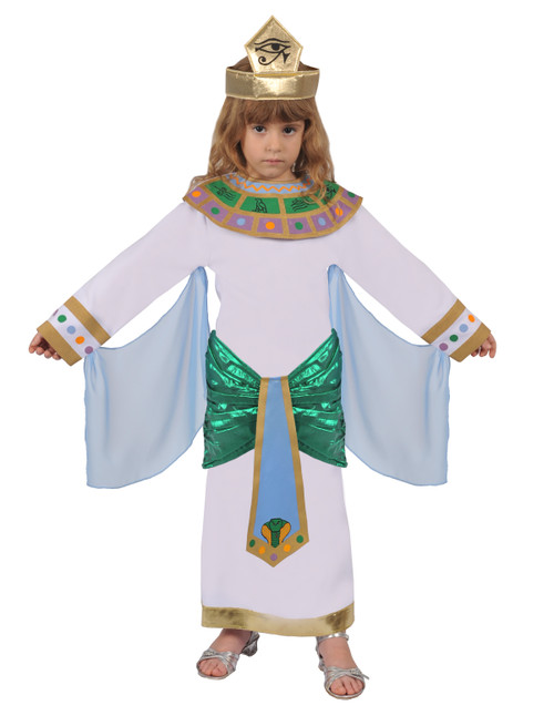 Egyptian Girl Costume By Dress Up America