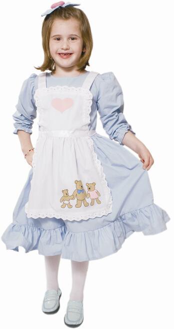 Goldilocks Fairytail Costume By Dress Up America