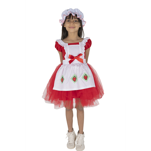 Strawberry Ballerina