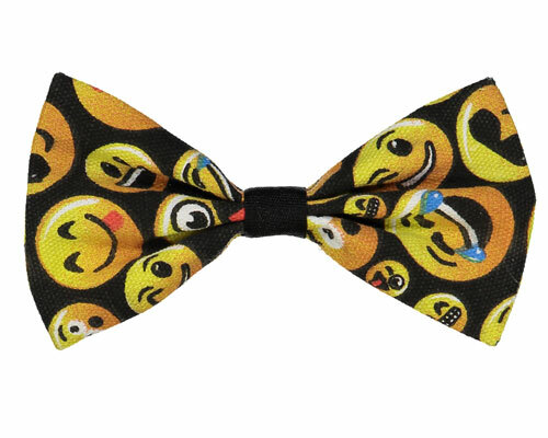 Emoji Bow tie