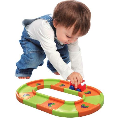Playkidz Super Durable Monster trafic track set monster mover track for kids