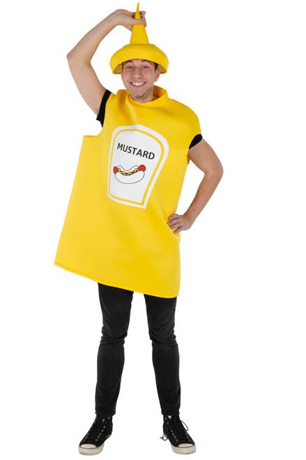 Yellow Mustard -  Adults One Size