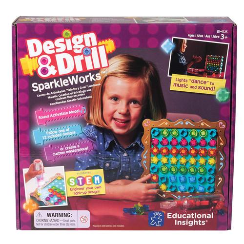 Educational Insights Design & Drill SparkleWork