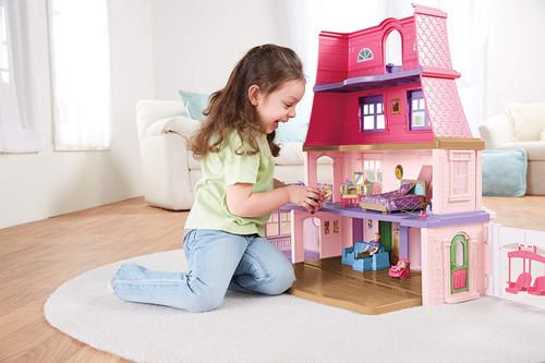 Fisher-Price Loving Family Parents' Bedroom