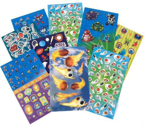 Paper Magic Sticker Clubhouse 800 Count Sticker Box