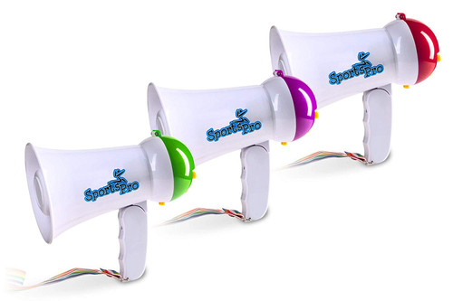 Kids Fun Megaphone 10W Bullhorn/Megaphone with Siren