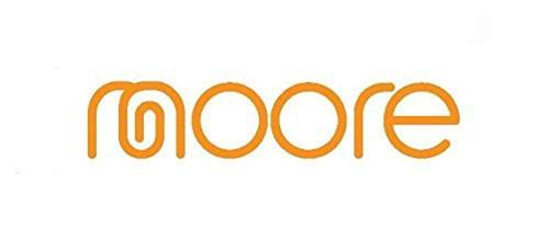 Moore 83 Piece Deluxe Art Set, Portable Artist Studio in Wooden Case.