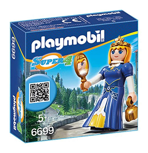 PLAYMOBIL Super 4 Princess Leonora Figure Building Kit