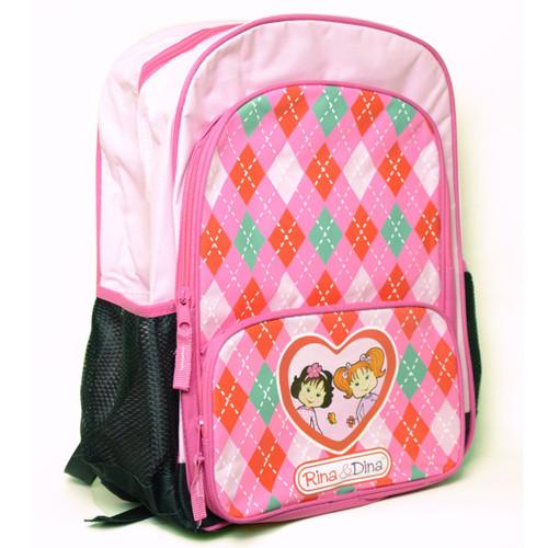 Rina & Dina School Bag